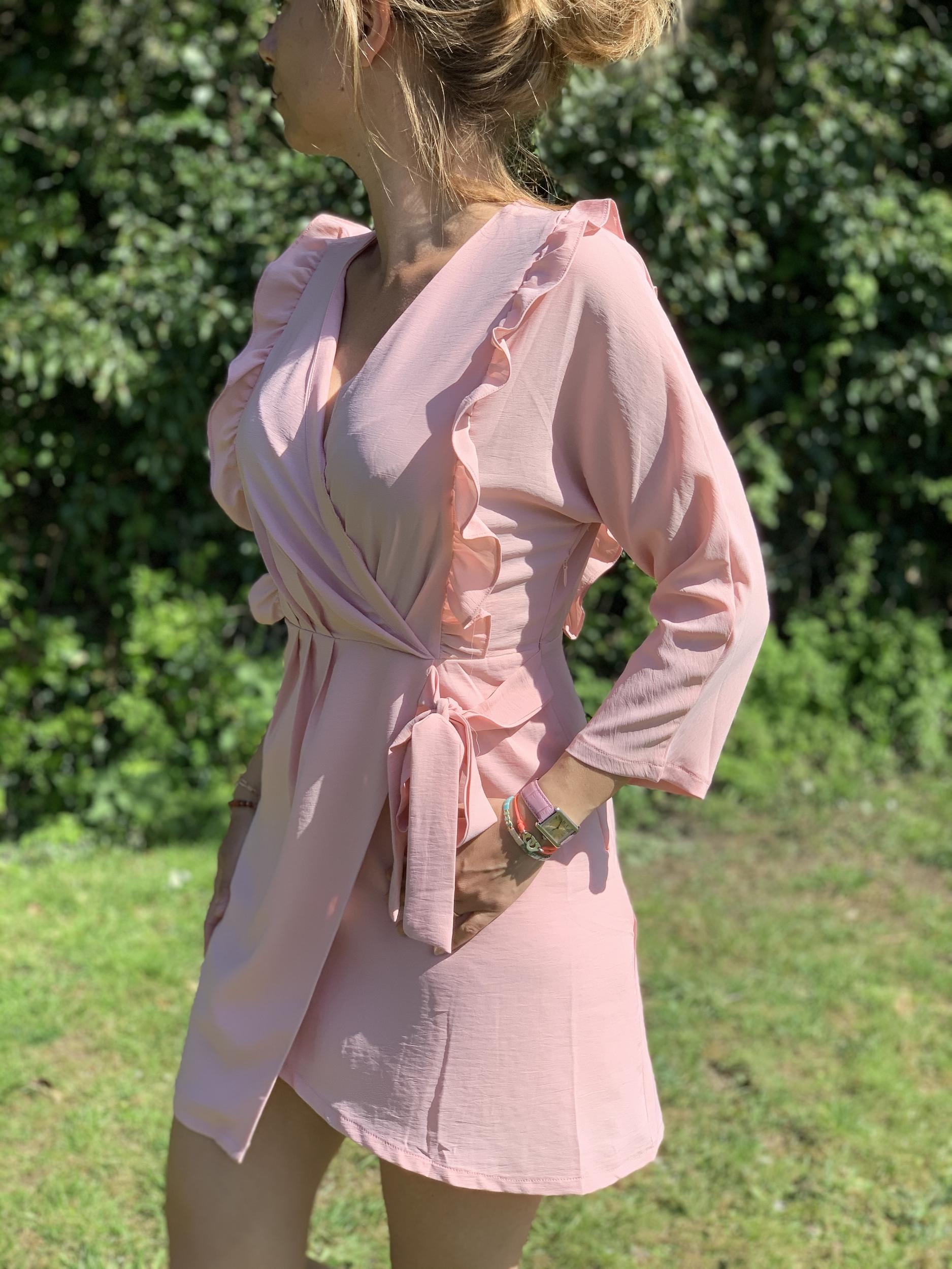 La robe «Bonbon»