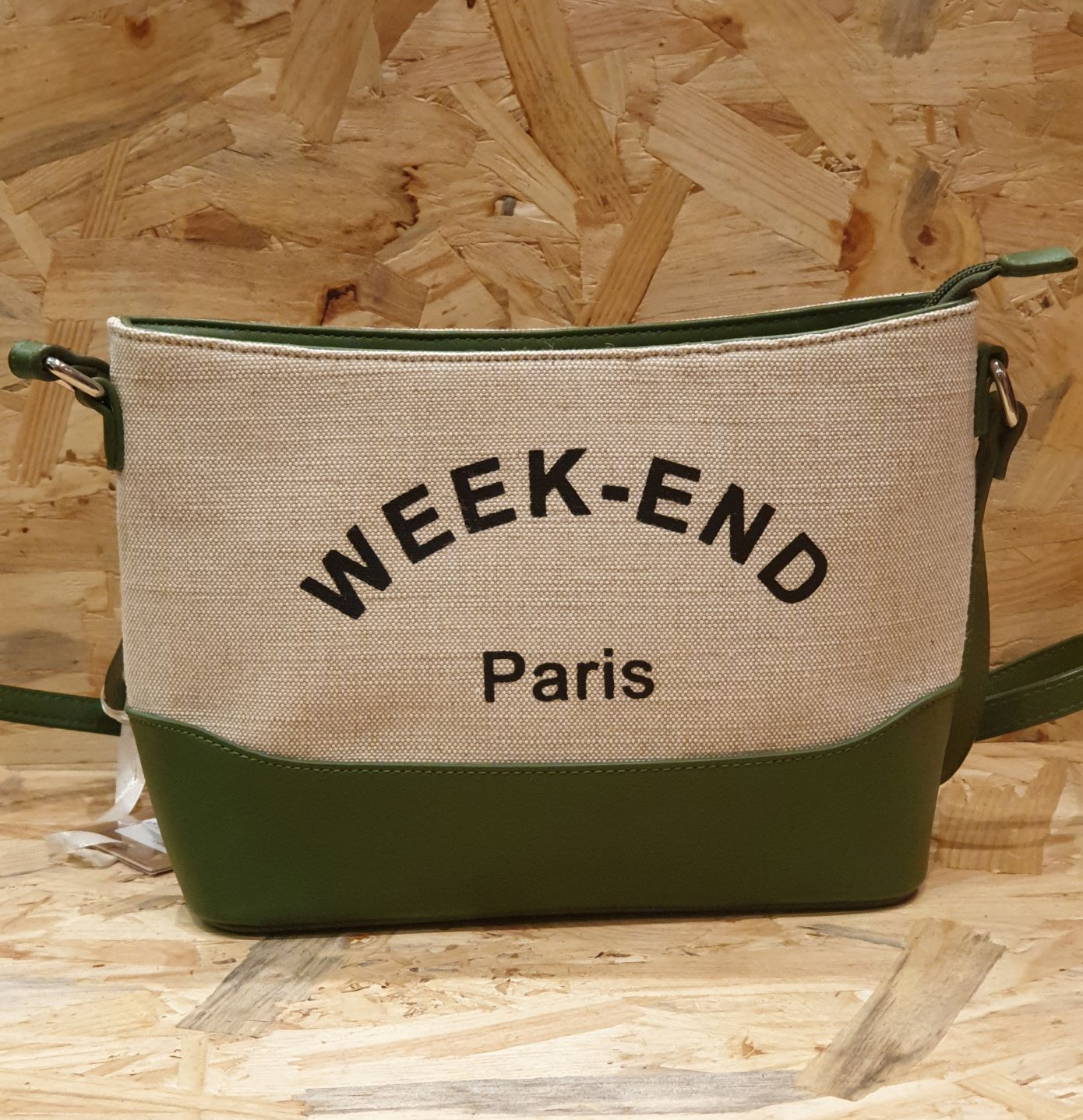 sac WEEK END PARIS