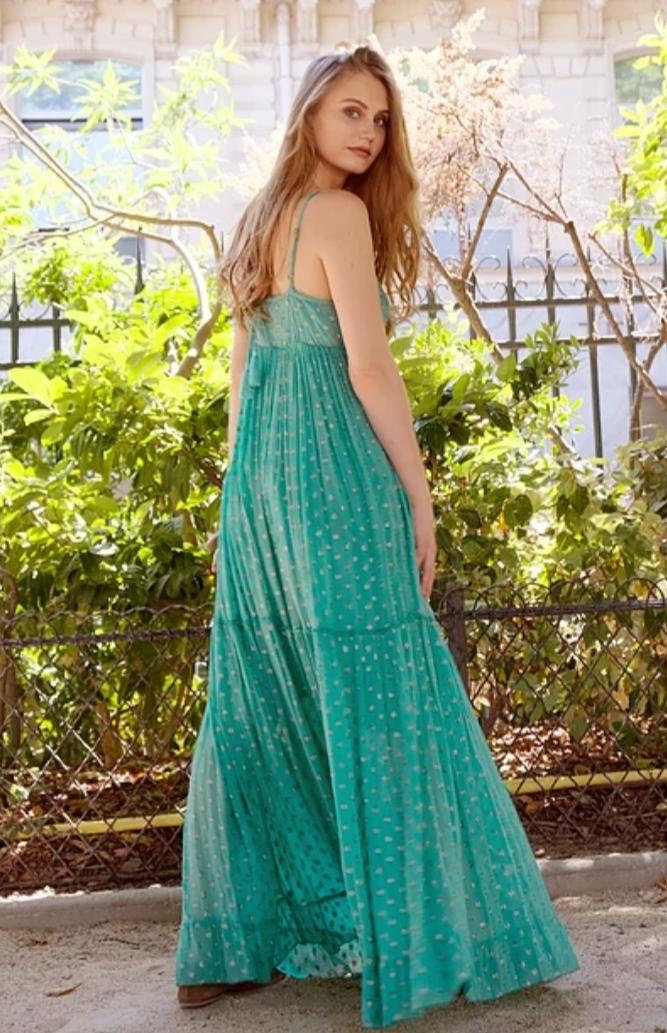 Robe Eben turquoise