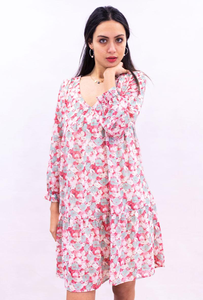 La robe pink