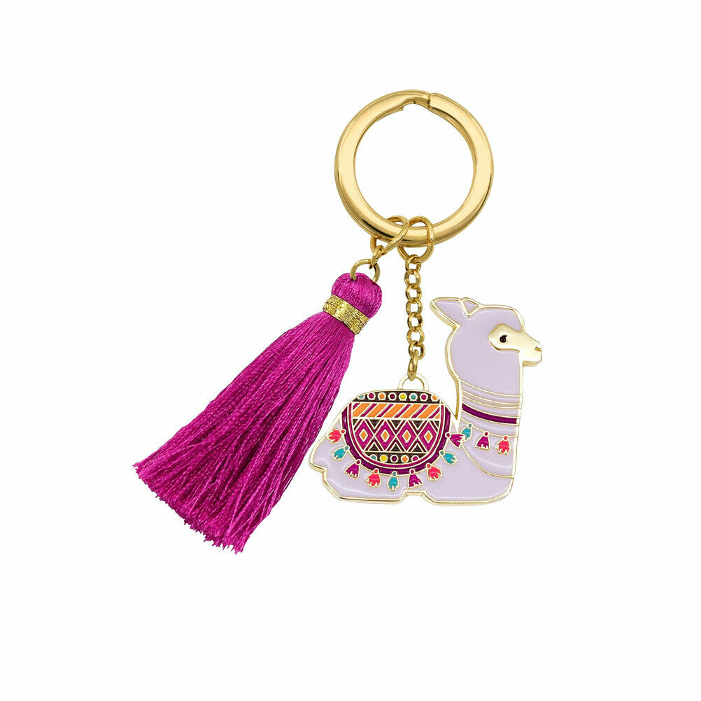 Porte-clef-Lama-Collection-BEYOND-CHARMS