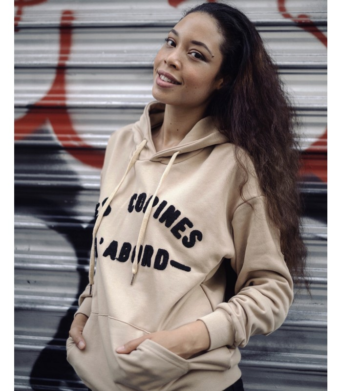 le sweat  les copines...