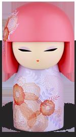 La poupée  Nazomi  kimmidoll
