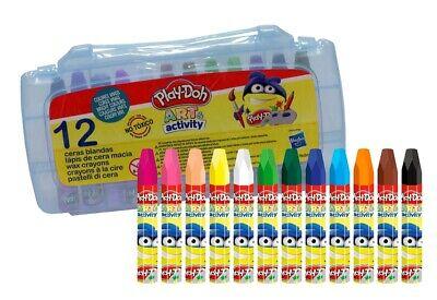 Boite de 12 crayons de cire Play Doh