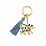 Porte-clef-Léopard-Collection-BEYOND-CHARMS