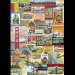 AFFICHE SAN FRANCISCO THEME 1