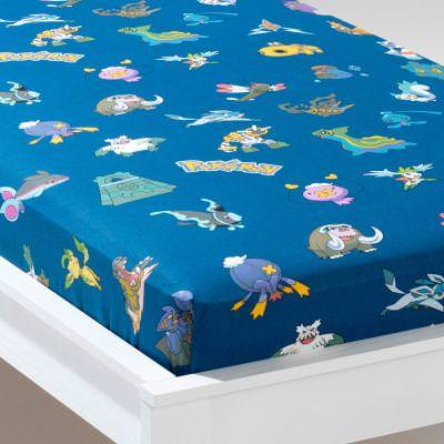 Pokemon drap housse 90 x 190 cm assorti la housse - Drap housse playboy ...