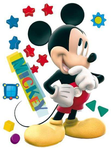 MICL02_MAXI-STICKER-MURAL-MICKEY
