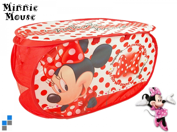 "Lustre Hello Kitty Chambre : MINNIE – Coffre – Rangement Pop Up – "" Minnie mouse "" Horizontal …"