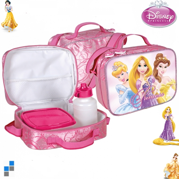 disney princesse sac gouter isotherme lunch bag 23 5 cm de largeur disney princesses. Black Bedroom Furniture Sets. Home Design Ideas