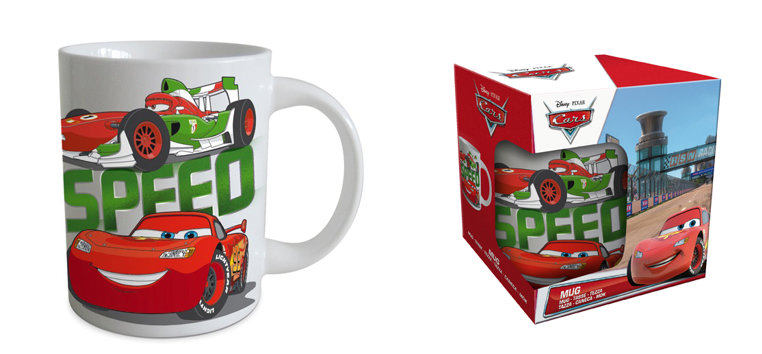 DISNEY CARS - Mug - Tasse 23.7cl / CAR100861B
