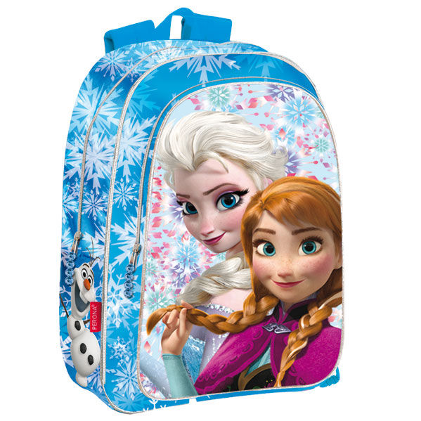 frozen sac a dos cartable reine des neiges
