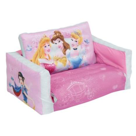 canap lit gonflable disney princesses disney princesses decokids tous leurs h ros. Black Bedroom Furniture Sets. Home Design Ideas