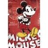"MICKEY - Poster - 61 x 91 cm - "" Red """