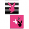 PLAYBOY - Coussin 40 x 40 cm - Love