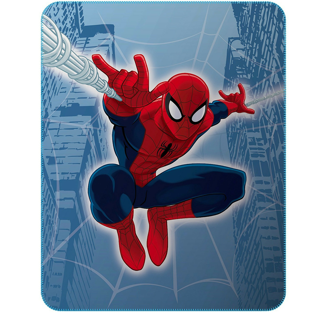 spiderman-plaid-tower