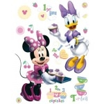 MINNIE ET DAISY Maxi stickers mural