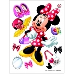 MINNIE - Maxi Stickers muraux 85x65cm