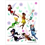 FAIRIES-Fée Clochette - Maxi Stickers muraux 85x65cm