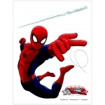 SPIDERMAN - Maxi Stickers muraux 85x65cm