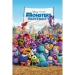 "MONSTER & COMPANIE - Poster - 61 x 91 cm - ""One Sheet"""