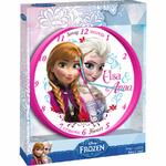 "REINE DES NEIGES - Horloge murale - "" Frozen """