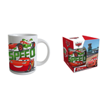DISNEY CARS 2 - Mug -  Tasse 23.7cl - En Porcelaine