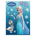 FROZEN - Reine Des Neiges -  STICKERS MURAUX