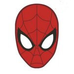 SPIDERMAN - Coussin - 36 x 36 cm - Mask