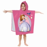 SOFIA - Cape de bain - Poncho - 60 x 120 cm - The First