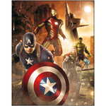 AVENGERS AGE OF ULTRON - Plaid 110 x 140 - Réf : AVE427619