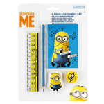 MINIONS - Set Ecriture 5 pcs