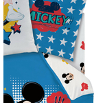 MICKEY - Drap Housse 90 x 190 cm - Star
