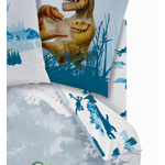 THE GOOD DINOSAUR ALRO - Drap housse - 90 x 190 - coton - Réf : DIN429774