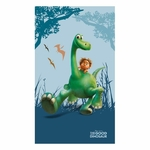 THE GOOD DINOSAUR ALRO - Serviette 70 x 120 - Réf : DIN433771