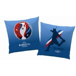 COUPE EUROPE FOOTBALL FRANCE PLAYER - Coussin 40 x 40 - Réf : UEFA433283