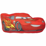 CARS FLASH MC QUEEN - 3D Coussin 49 x 24 - Réf : CAR435133