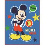 MICKEY EXPRESIONS - Plaid 110 x 140 - Réf : MIC436536