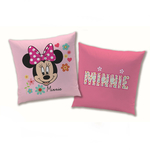 MINNIE - Coussin reversible - 40 x 40 cm - Liberty