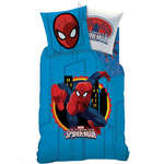 SPIDERMAN WINDOW - Parure 140 x 200 - PLC - Réf : SPI437472