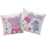 PEPPA PIG RECREATION - Coussin 40 x 40 cm