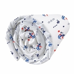 FFF - EQUIPE DE FRANCE - Drap-housse - 140 x 190 cm - FOOTBALL (PLC)