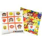 EMOJI - Coussin 40 x 40 cm - Smiley Emoticons