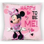 Minnie - Coussin 35 x 35 cm - Happy