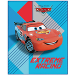 CARS ICE RACER - Plaid 110 x 140 - Réf : CAR427961