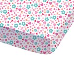MINNIE  - Drap-housse - 90 x 190 cm - Papillon