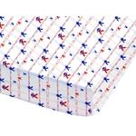 PLAYBOY UNDERGROUND - Drap housse - 90 x 190 - coton - Réf : PLA428258