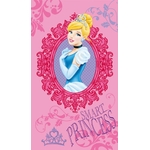 PRINCESSES MIDNIGHT  - Serviette, Drap de Bain/Plage 70 x 120 cm