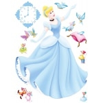 DISNEY PRINCESSE  Maxi stickers mural