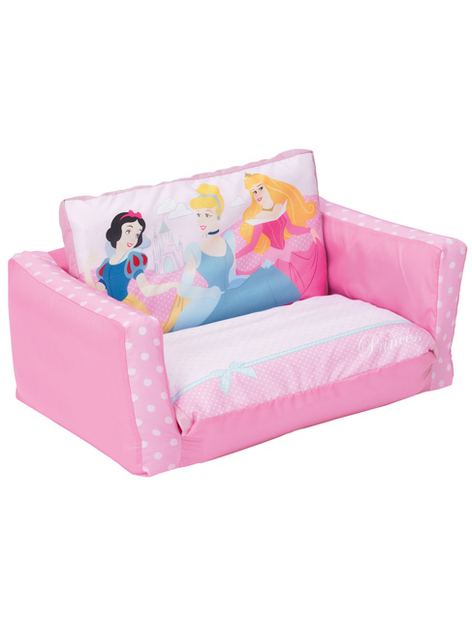 disney princesse canap et lit d 39 appoint gonflable disney princesses decokids tous leurs h ros. Black Bedroom Furniture Sets. Home Design Ideas